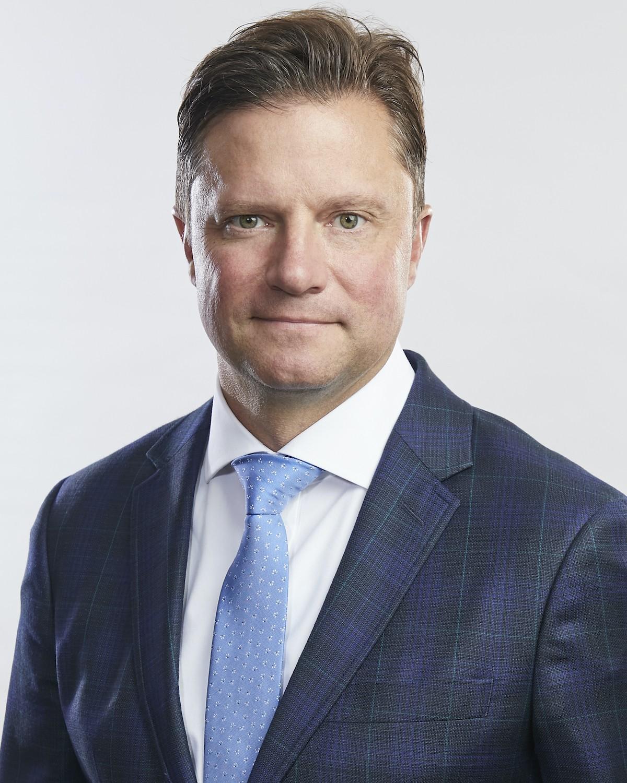 Hyosung Executive Vice President and Chief Marketing Officer Brad Nolan