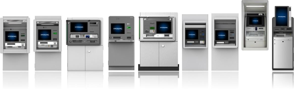 Hyosung ATM Family