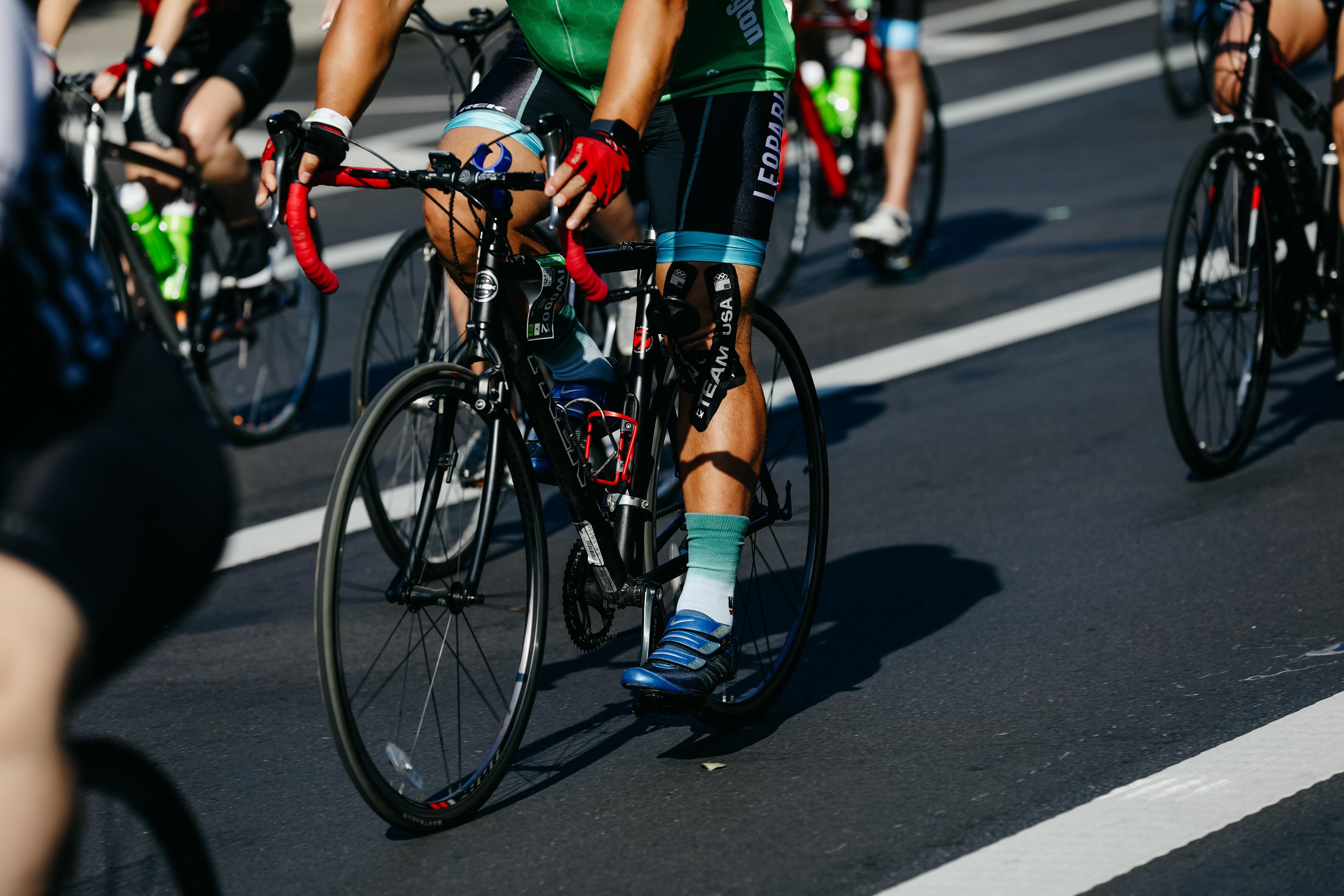 Pelotonia Charity Biking Event