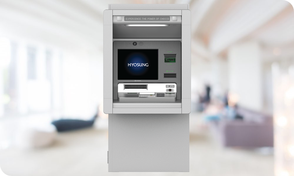 Hyosung banking ATM