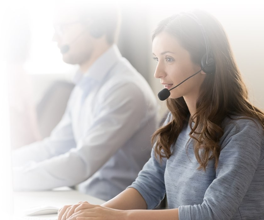 Providing customer services
